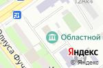 Схема проезда до компании Эдельвейс в Нижнем Новгороде
