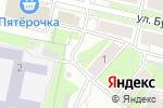 Схема проезда до компании Юнис в Нижнем Новгороде