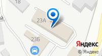 Компания ОСК на карте