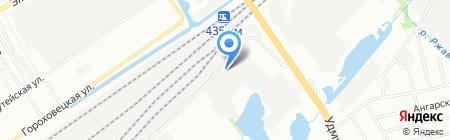 АвтоСпец-НН на карте Нижнего Новгорода