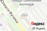 Схема проезда до компании Гео-Комплект Поволжье в Нижнем Новгороде