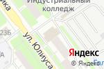 Схема проезда до компании ARMELLE в Нижнем Новгороде