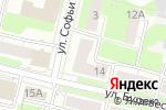 Схема проезда до компании Мебельщик-НН в Нижнем Новгороде