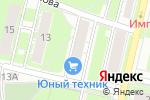 Схема проезда до компании Мастерок в Нижнем Новгороде