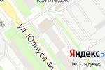 Схема проезда до компании Sherlock`s School в Нижнем Новгороде