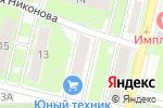 Схема проезда до компании Платежный терминал в Нижнем Новгороде