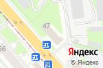 Схема проезда до компании Сантехпласт в Нижнем Новгороде