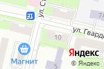 Схема проезда до компании Что? Где? Почем? в Нижнем Новгороде