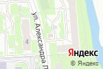 Схема проезда до компании Jon в Нижнем Новгороде