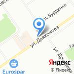 Епархиальный культурно-просветительский православный центр Святителя и Чудотворца Николая на карте Нижнего Новгорода