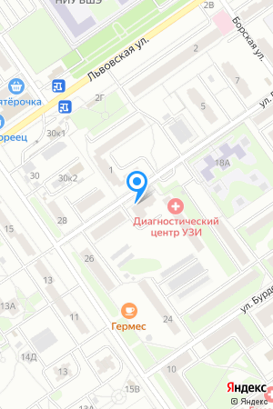 Дом 10А по ул. Героя Васильева на Яндекс.Картах
