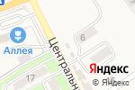 Схема проезда до компании Шиномонтажная мастерская в Кусаковке