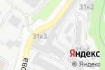 Схема проезда до компании РЭМ в Нижнем Новгороде