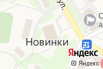 Схема проезда до компании Банкомат в Кусаковке