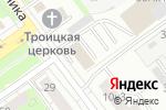 Схема проезда до компании На Фучика в Нижнем Новгороде