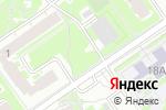 Схема проезда до компании Магазин разливных напитков в Нижнем Новгороде