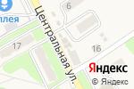 Схема проезда до компании Сеть продуктовых магазинов в Кусаковке
