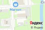 Схема проезда до компании Домоуправляющая компания Московского района в Нижнем Новгороде