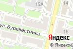 Схема проезда до компании Кафетерий в Нижнем Новгороде