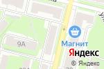 Схема проезда до компании Индейкин дом в Нижнем Новгороде