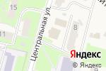Схема проезда до компании Компания по продаже и установке пластиковых окон в Новинках
