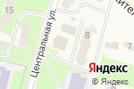 Схема проезда до компании Компания по продаже и установке пластиковых окон в Кусаковке