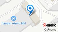 Компания Инток на карте