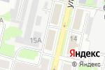 Схема проезда до компании Сан-Саныч НН в Нижнем Новгороде