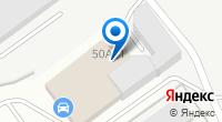 Компания СибЛес-НН на карте