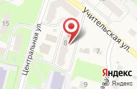 Схема проезда до компании Семейный спортивный центр в Кусаковке