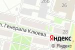 Схема проезда до компании Природа в Нижнем Новгороде
