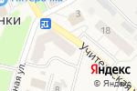 Схема проезда до компании Стоматологический кабинет в Новинках