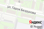 Схема проезда до компании Магазин семян в Нижнем Новгороде