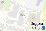 Схема проезда до компании ДОКРос в Нижнем Новгороде