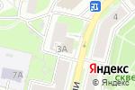 Схема проезда до компании Отдохни в Нижнем Новгороде