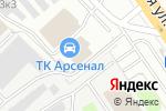Схема проезда до компании Автодвигатель в Нижнем Новгороде