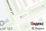 Схема проезда до компании Жилкомсервис в Нижнем Новгороде