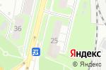 Схема проезда до компании Музей истории и культуры Московского района в Нижнем Новгороде