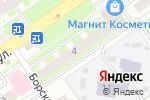 Схема проезда до компании Милашка в Нижнем Новгороде