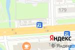Схема проезда до компании Магазин обуви на Московском шоссе в Нижнем Новгороде