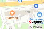 Схема проезда до компании Бристоль экспресс в Нижнем Новгороде