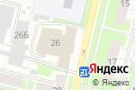 Схема проезда до компании РЦ-Ника в Нижнем Новгороде