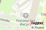 Схема проезда до компании АВТОМИГ в Нижнем Новгороде
