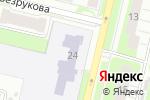 Схема проезда до компании Средняя общеобразовательная школа №68 в Нижнем Новгороде