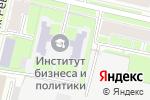 Схема проезда до компании Молодость в Нижнем Новгороде