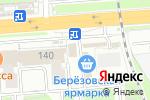 Схема проезда до компании Цветочный базар в Нижнем Новгороде