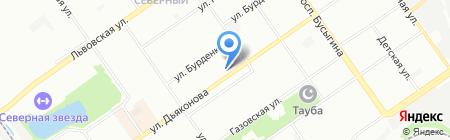 Золото 585 на карте Нижнего Новгорода