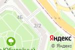Схема проезда до компании Мир одежды в Нижнем Новгороде