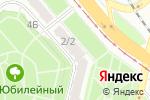 Схема проезда до компании Люкс-Н в Нижнем Новгороде