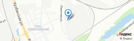 Профхолод-НН на карте Нижнего Новгорода
